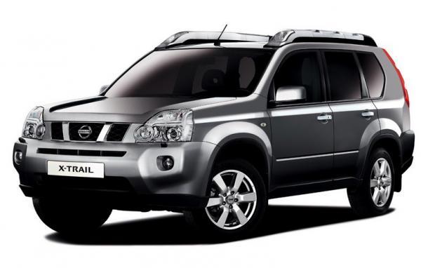 EVA коврики на Nissan X-Trail (T31) 2007 - 2014