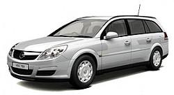 EVA коврики на Opel Vectra C (универсал) 2002 - 2008