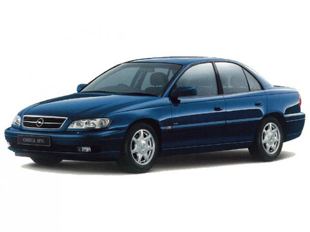 EVA коврики на Opel Omega B 1994 - 2003