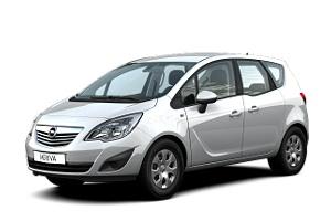 EVA коврики на OpelMeriva A 2002 - 2010
