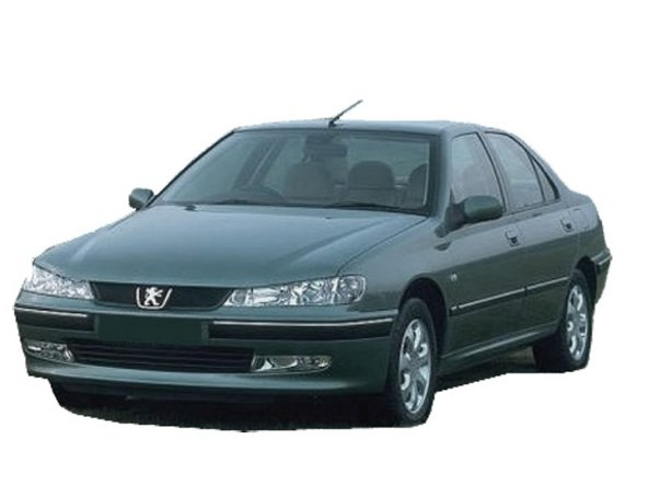 EVA коврики на Peugeot 406 1995 - 2004