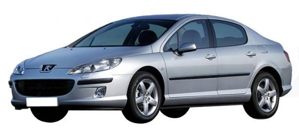 EVA коврики на Peugeot 407 2004 - 2010