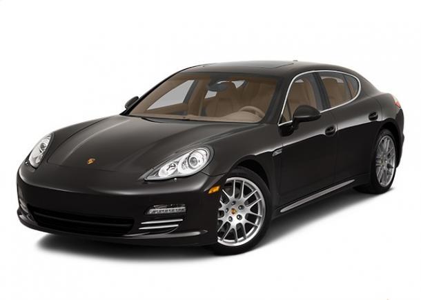 EVA коврики на Porsche Panamera I 4S 2009-2013