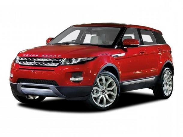 EVA коврики на Range Rover Evoque 2011 - наст. время