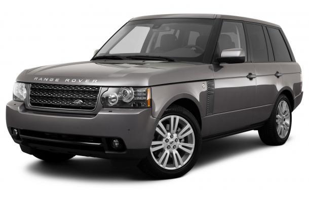 EVA коврики на Range Rover III 2002 - 2012