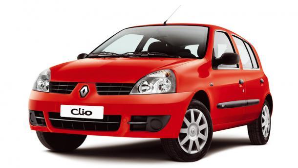 EVA коврики на Renault Clio II 1998 - 2013