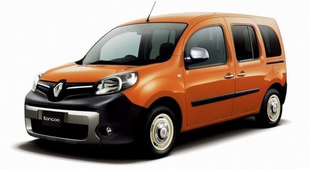 EVA коврики на Renault Kangoo II 2008 - 2021