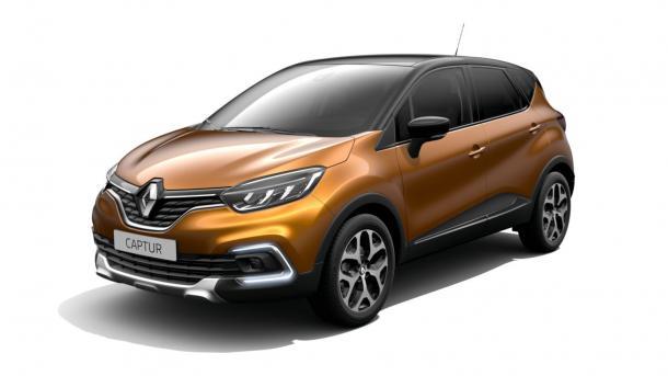 EVA коврики на Renault Kaptur 2016 - наст. время