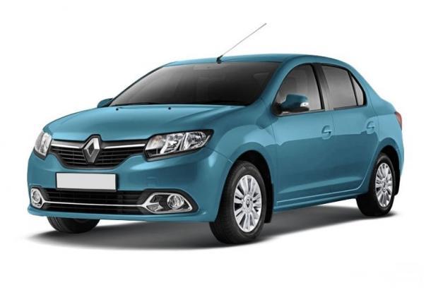 EVA коврики на Renault Logan 2014 - наст. время