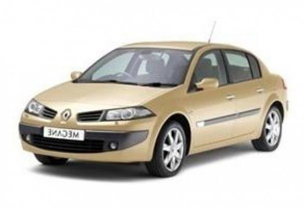 EVA коврики на Renault Megane II (седан) 2003 - 2008