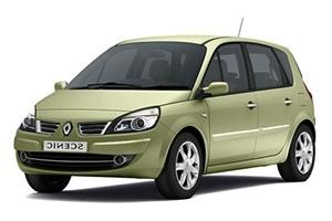 EVA коврики на Renault Scenic II 2003 - 2010