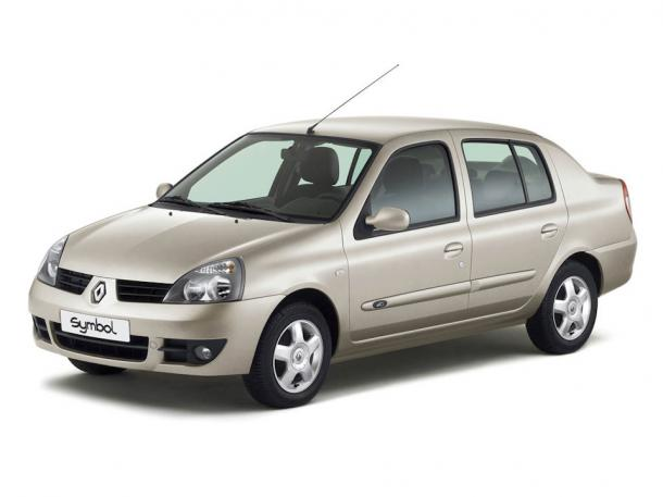 EVA коврики на Renault Symbol 1999 - 2008