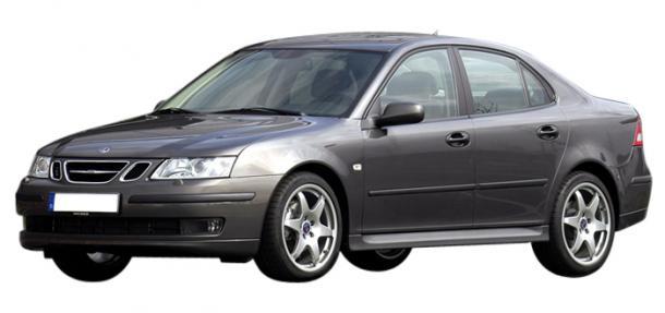 EVA коврики на Saab 9-5 I 1997-2010