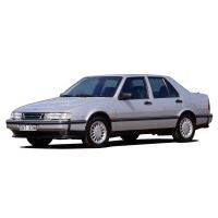 EVA коврики на Saab 9000 1989 - 1998