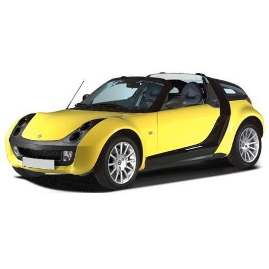EVA коврики на Smart Roadster 2002-2006