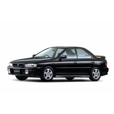 EVA коврики на Subaru Impreza I 1992 - 2000 (правый руль)