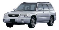 EVA коврики на SubaruForester I 1997 - 2002