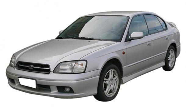 EVA коврики на SubaruLegacy III 1998 - 2003
