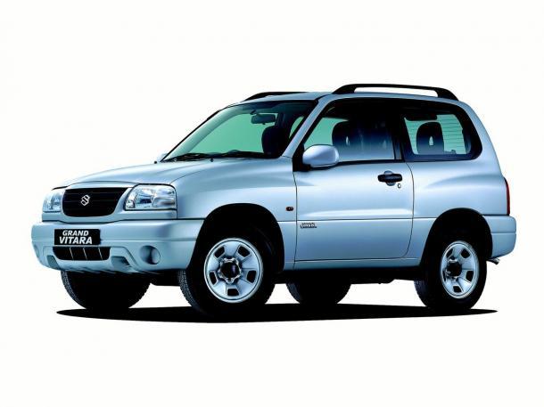 EVA коврики на SuzukiGrand VitaraII (3-х дверный)2001 - 2005