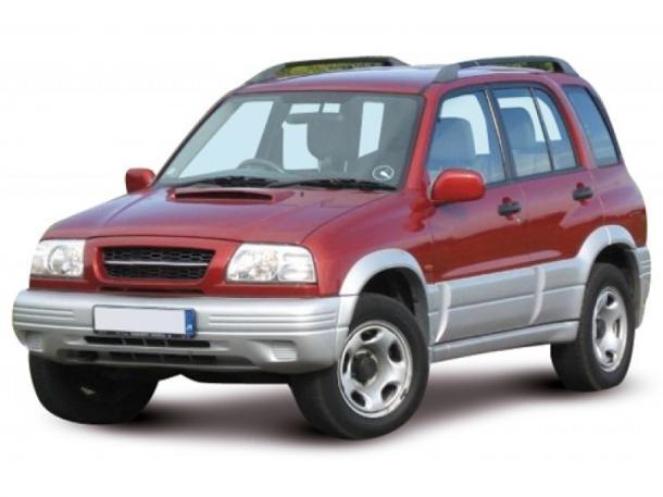EVA коврики на SuzukiGrand VitaraII (5-и дверный)1997 - 2001