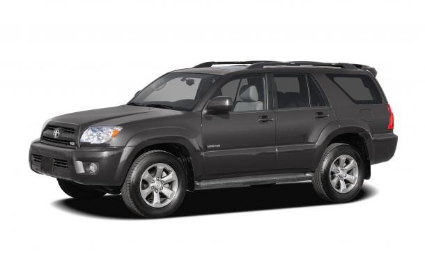 EVA коврики на Toyota 4Runner IV 2003 - 2009