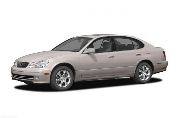 EVA коврики на Toyota Aristo II (правый руль) 1997 - 2004