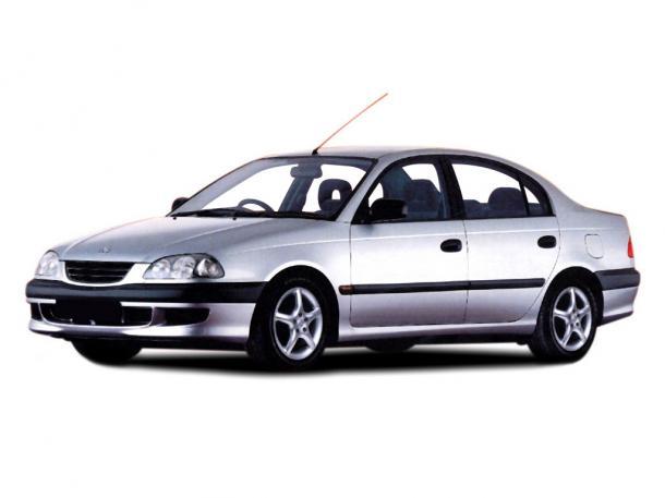EVA коврики на Toyota Avensis I 1997 - 2003