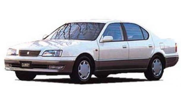 EVA коврики на Toyota Camry IV (V40), 1994 - 1998 правый руль