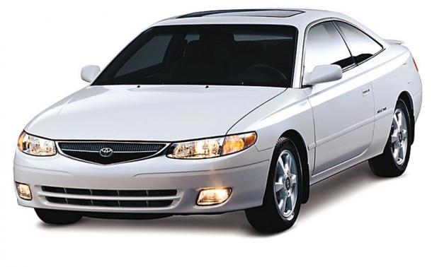 EVA коврики на Toyota Camry Solara I 1998 - 2003