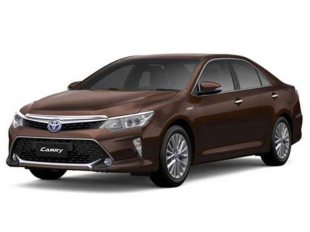 EVA коврики на Toyota Camry VII (XV50) 2011 - 2018
