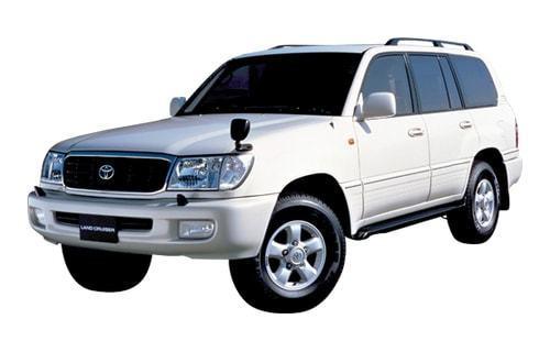 EVA коврики на Toyota Land Cruzer Prado 90 1996 - 2003