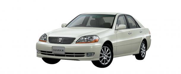 EVA коврики на Toyota Mark/Сhaser/Cresta (110, правый руль) 2000 - 2004