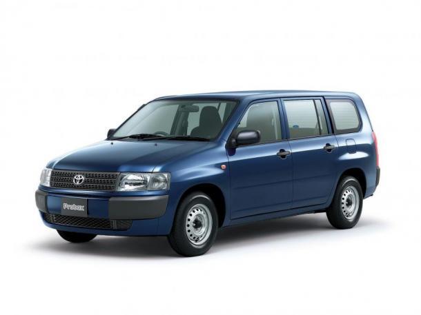 EVA коврики на Toyota Probox/Succeed (правый руль) 2002 - наст. время
