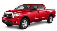 EVA коврики на Toyota Tundra II Double Cab 2007 - 2013