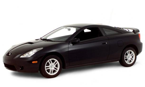 EVA коврики на ToyotaCelica (T230, правый руль) 1999-2006
