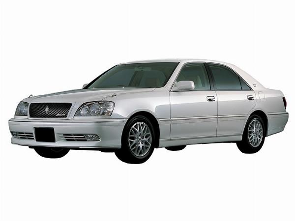 EVA коврики на ToyotaCrown XI (S170) 1999 - 2007 (правый руль)