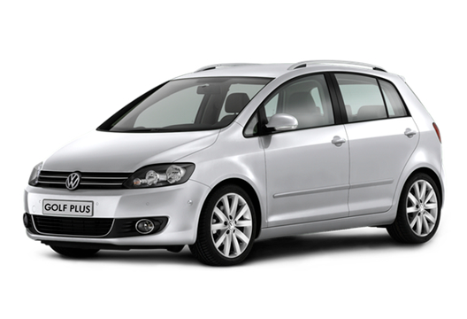 EVA коврики на Volkswagen Golf V Plus I (2004-2009) салон