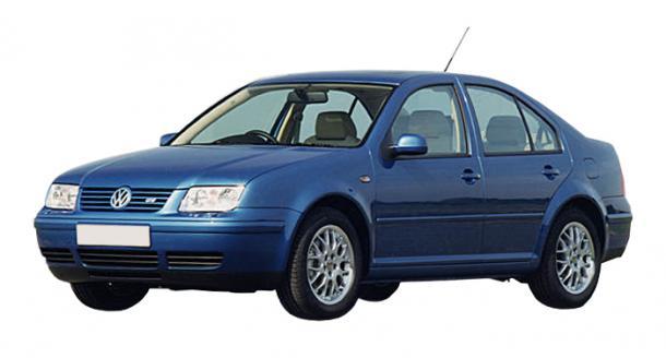 EVA коврики на Volkswagen Jetta IV 1998 - 2005