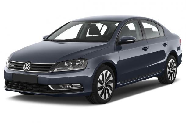 EVA коврики на Volkswagen Passat B7 2010 - 2015