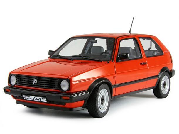 EVA коврики на VolkswagenGolf II 1983 - 1992