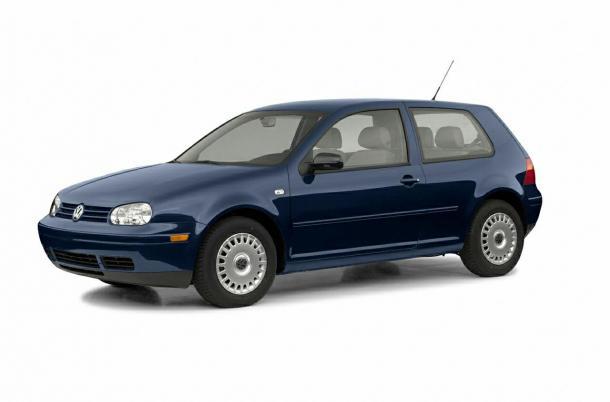EVA коврики на VolkswagenGolf IV 1997 - 2005