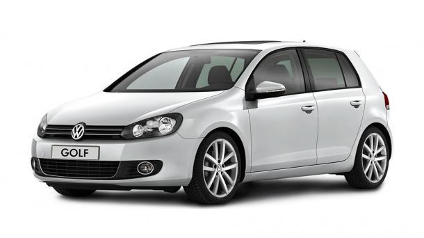 EVA коврики на Volkswagen Golf VI 2008 - 2012