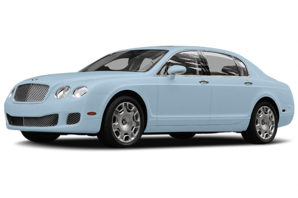 EVA коврики на Bentley Continental Flying Spur (2005-2013) салон