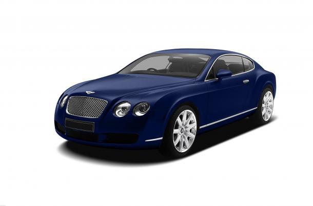 EVA коврики на Bentley Continental GT (2003-2013) салон