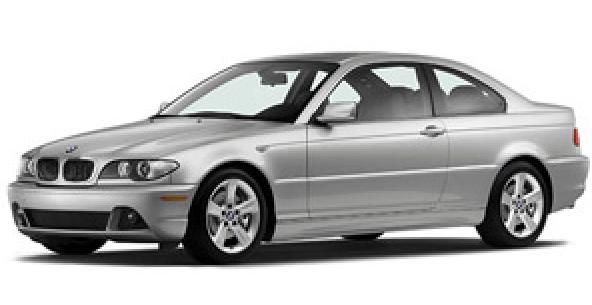 EVA коврики на BMW 3 (Е46) КУПЭ 1998 - 2006