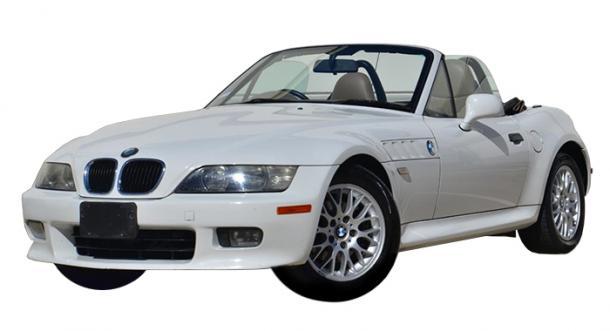 EVA коврики на BMW Z3 E36 1995-2002