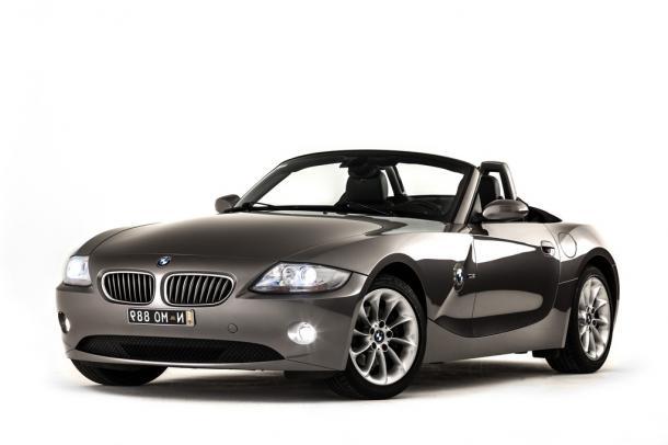 EVA коврики на BMW Z4 (E85) 2002 - 2009