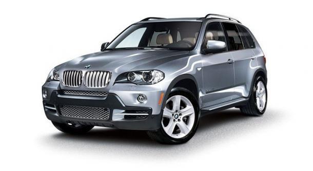 EVA коврики на BMW Х5 (E70)/X6 (E71) 2006 - 2013