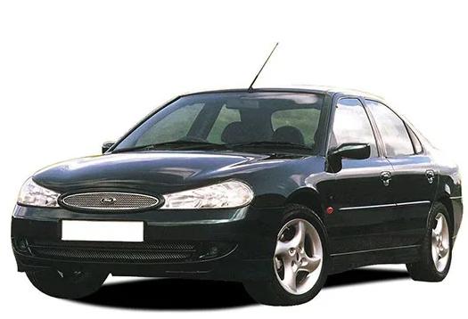 EVA коврики на Ford Mondeo I 1993 - 1996