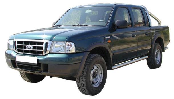 EVA коврики на Ford Ranger I (1998-2006) салон